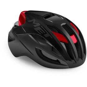 MET Rivale Helmet, rojo